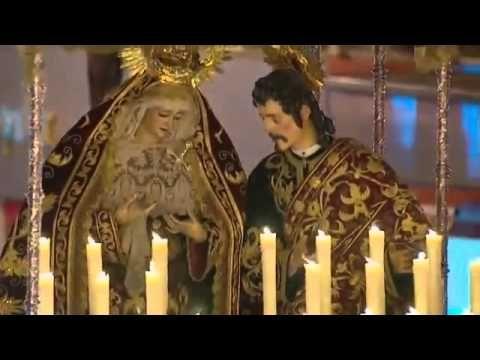 MARTES SANTO SEMANA SANTA SEVILLA 2016. Aciago Martes Santo en Sevilla donde la lluvia volvió a ser la protagonista del día, haciendo que la Hermandad del Ce...