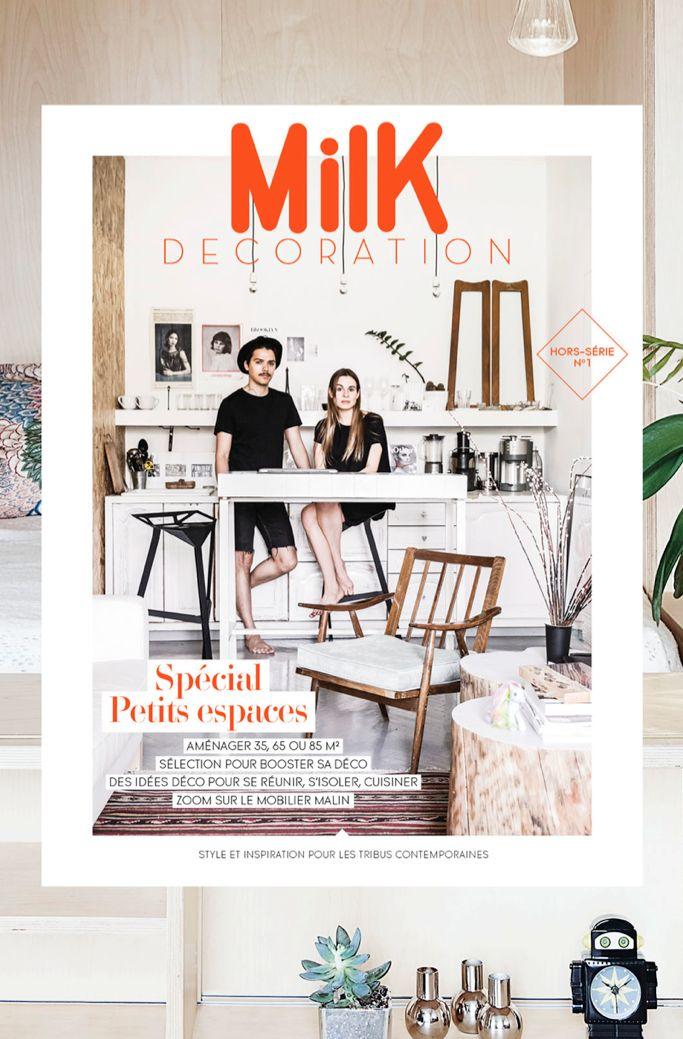Le tout premier hors-série du MilK Decoration est en kiosque !