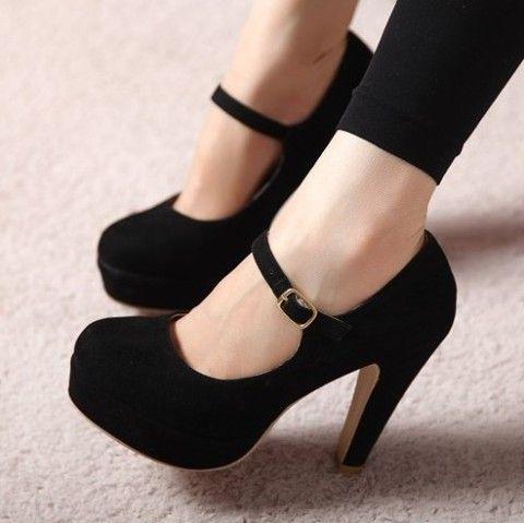 25  best Platform pumps ideas on Pinterest | High heels stilettos ...