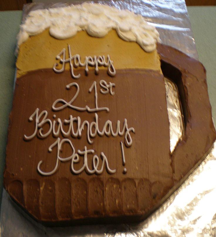 Ice Cream Burthday Cake