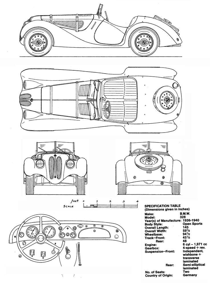 53 b u00e4sta bilderna om car blueprints p u00e5 pinterest