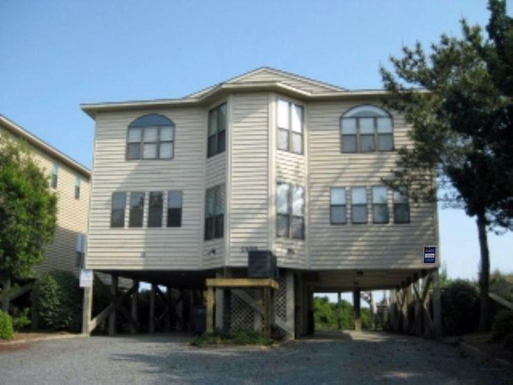 Sunset Watcher West - Duplex | Oceanfront Sunset Beach Vacation Rentals