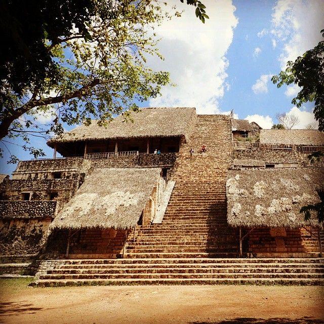 #EkBalam Yucatán, una ciudad maya llena de paz y aventura