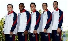 US men's olympic gymnastics team 2012