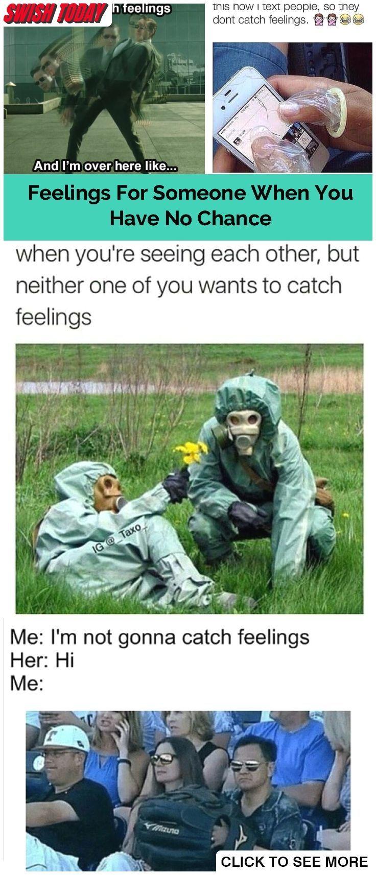 No More Feelings Meme