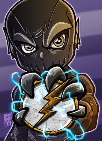 """Lord mesa-art """"Proof"""" Man...I thought the Reverse Flash was bad. The Flash Zoom"""