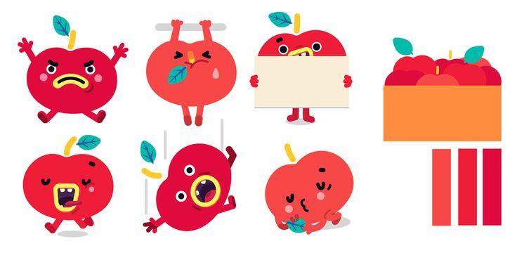 Apple set for The Stable on Behance