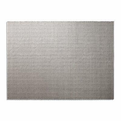Blu Dot Weft Light Gray / Light Heathered Gray Area Rug Rug Size: 9′ x 12′