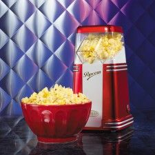 Retro Mini Popcornmachine