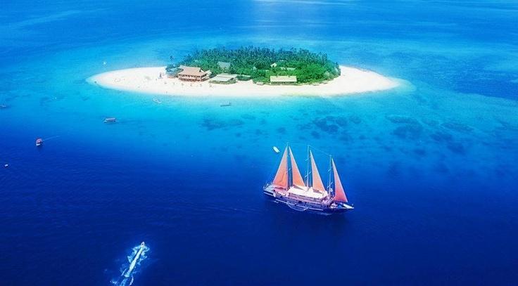 Beachcomber Island - Fiji