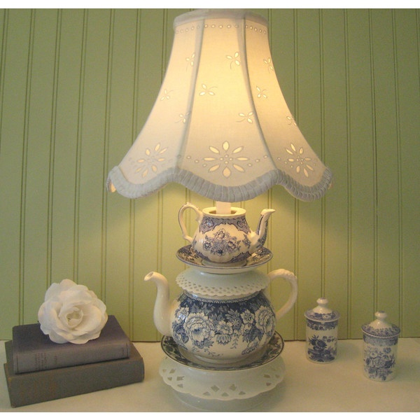 25 Best Images About Lamps On Pinterest Shabby Chic