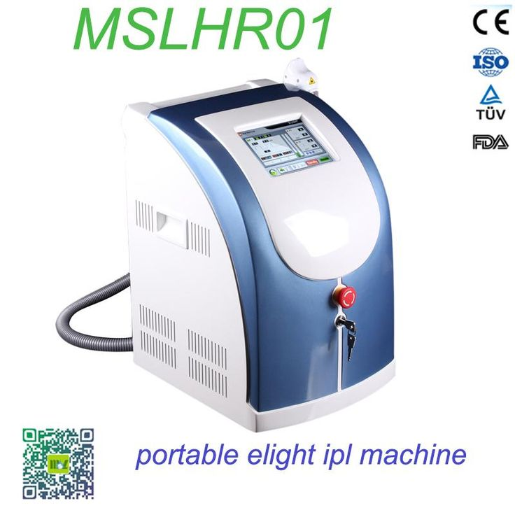 portable elight ipl machine MSLHR01 | portable hair removal ipl machine