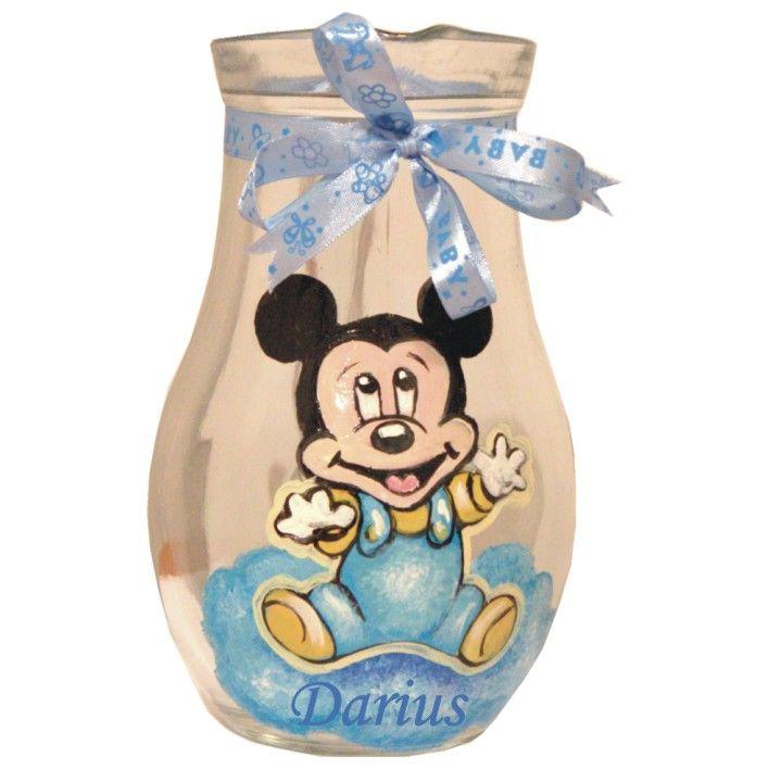 Carafa botez Mickey Jr.