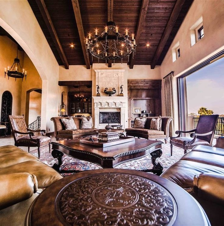 This Spacious Five Bedroom Spanish Mediterranean Style: Best 25+ Tuscan Furniture Ideas On Pinterest