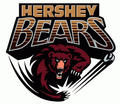 Hershey Bears 2002-03 hockey logo of the AHL