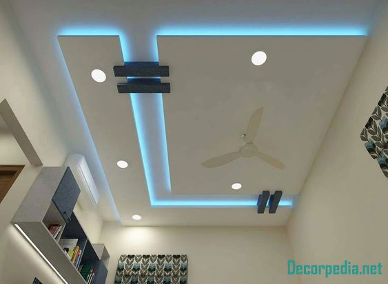 New pop ceiling designs 2019 for living room, false ...