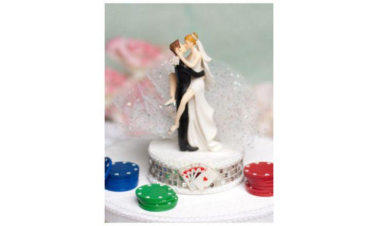 Figurine de mariage www.lescouleursdumariage.com