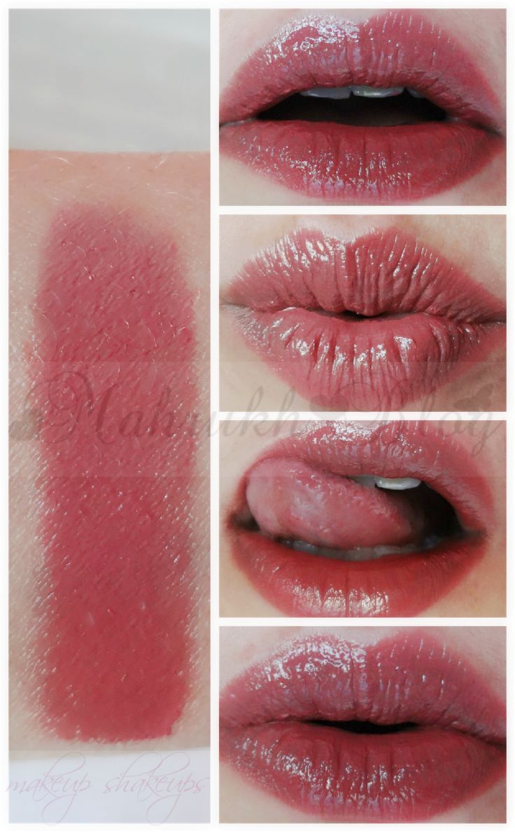 Revlon Color Burst Lip Butter in Pink Truffle <3