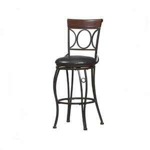 Circles Back Barstool Chair