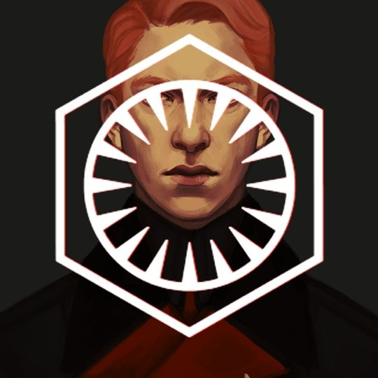 I am in Command General Hux of the First Order