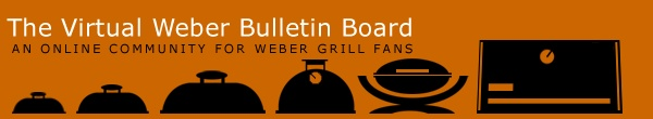 The Virtual Weber Bulletin Board - Powered by vBulletin