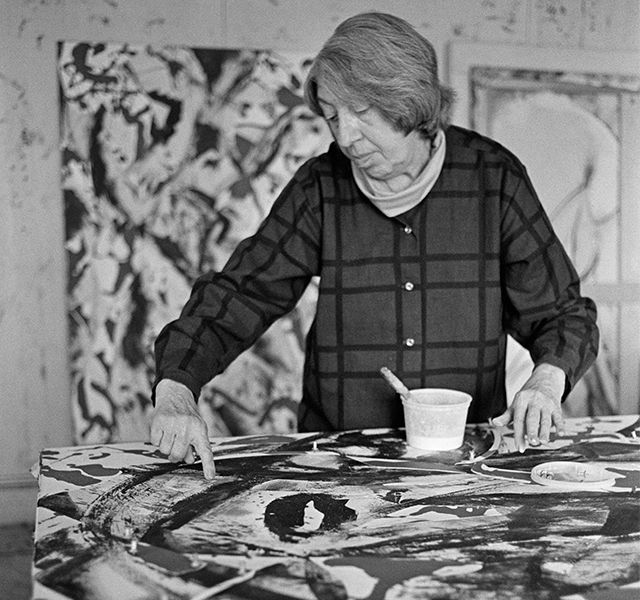 A biography of Lee Krasner, modernist artist, and one of the few Abstract Expressionists who worked in an entirely abstract style prior to World War II.