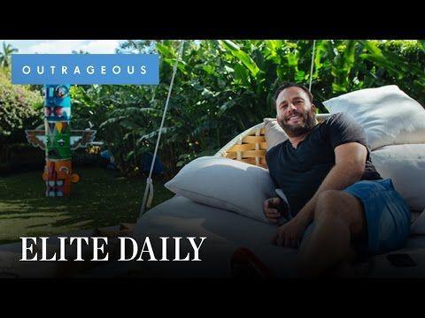 Elite Daily: David Grutman: The King Of Miami Night Life [Outrageous]