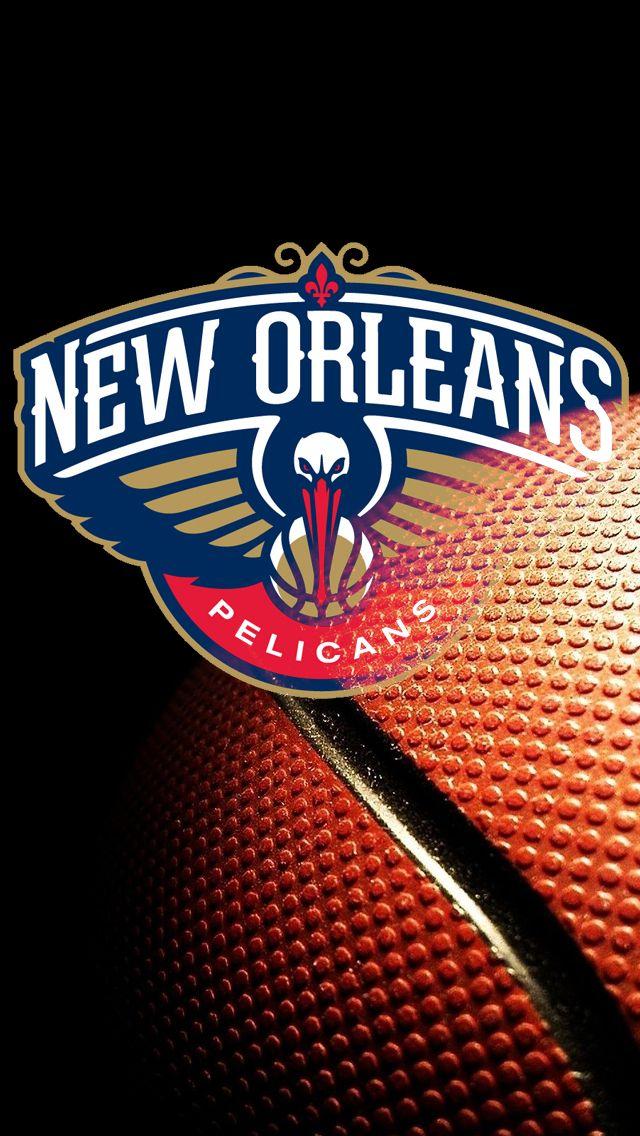 New Orleans Pelicans | iPhone Wallpaper