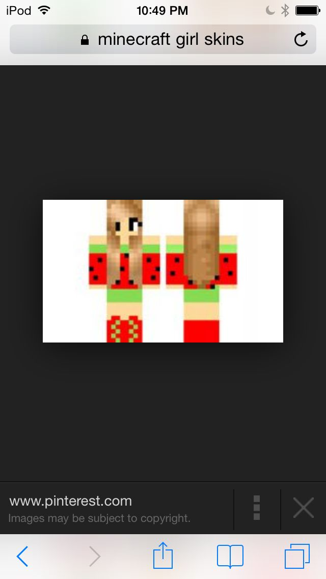 Best Minecraft Skins Images On Pinterest Minecraft Stuff Mc - Minecraft skins fur ipod