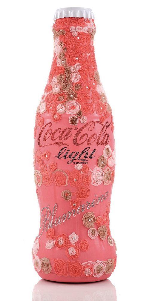 Coca-Cola rosas