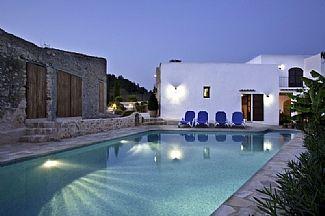 Holiday Finca in San Jose area, Ibiza, Balearic Islands B8150