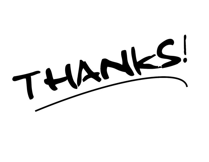 free online thank you clipart - photo #47
