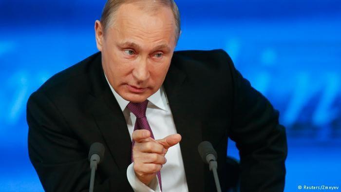 """O presidente russo, Vladimir Putin, declarou neste sábado (20/12) que ninguém conseguirá """"intimidar, conter ou isolar"""" a Rússia e defendeu que o país, alvo de novas sanções devido à crise ucraniana, deve estar pronto para enfrentar """"algumas dificuldades"""" a fim de garantir sua soberania, estabilidade e unidade."""