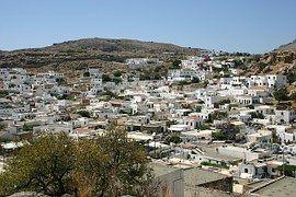 Rodas, Grecia, Verano