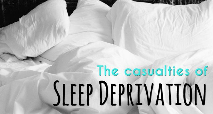 A light-hearted look at the first things to suffer when you are a seriously sleep deprived Mum! The Casulties of Sleep Deprivation | www.missesmac.co.nz