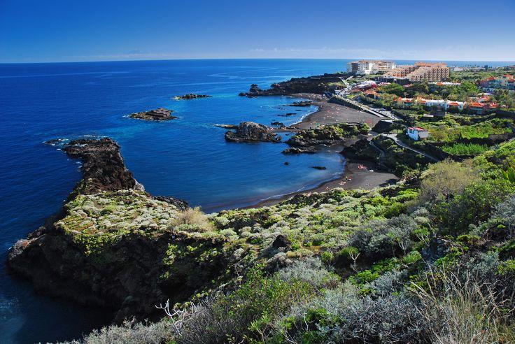 Playa Los Cancajos. / Autor: Saúl Santos. / Cedida por: Patronato de Turismo de La Palma.