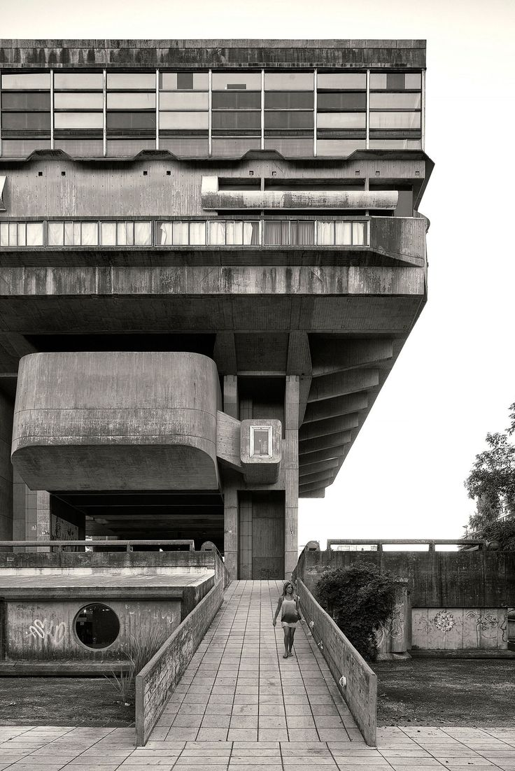 Clorindo Testa, Cemal Emden · Library of the Argentine Republic · Divisare