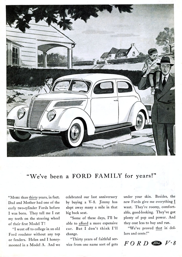 1937 ford ford car brochures pinterest brochures for 1937 ford 4 door humpback