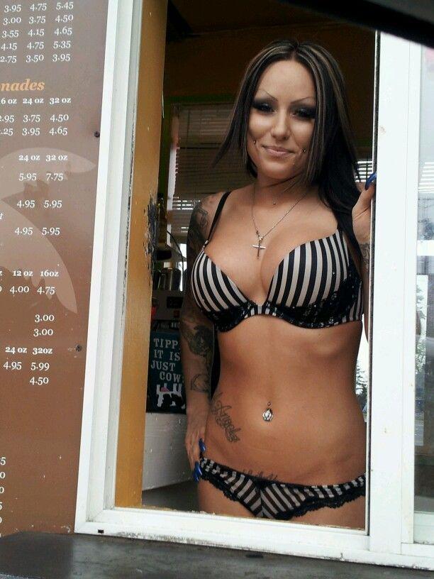 bikini barista picture