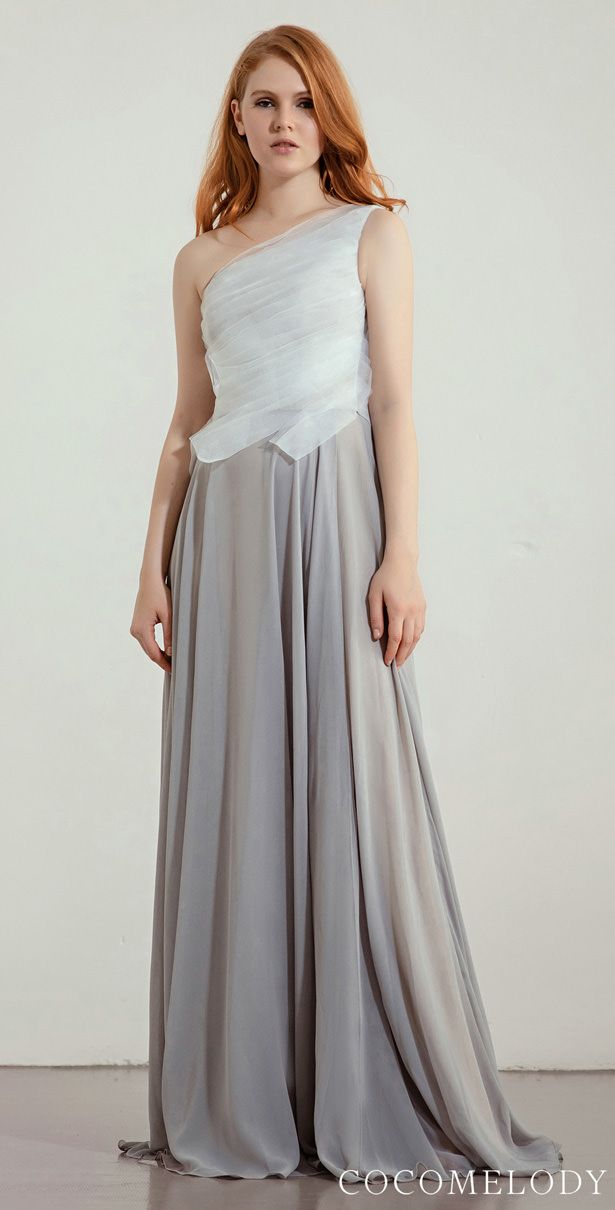 Bridesmaid Dress Trends 2020 With Cocomelody Belle The Magazine Grey Wedding Guest Dresses Bridesmaid Dress Collection Chiffon Bridesmaid