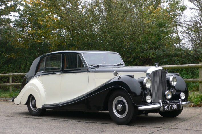 1953 Bentley, R Type (52-55)  45000.00 GBP  1953 Bentley R-Type with Coachwork by Freestone and Webb Make: Bentley Model: R-Type with Coachwork by Freestone and Webb Year: 1953 Registration Number: RGY 710 Chassis Number: B106UM Engine Number: B178U Transmission: Automatic Steering: Right Hand Drive MOT Test Expiry: Exempt Guide Price: £40000 - 45000 Road Tax Exempt  1953 Bentley R-Type with Coachwork by ..  http://www.collectioncar.com/detailed.php?ad=52089&category_id=1
