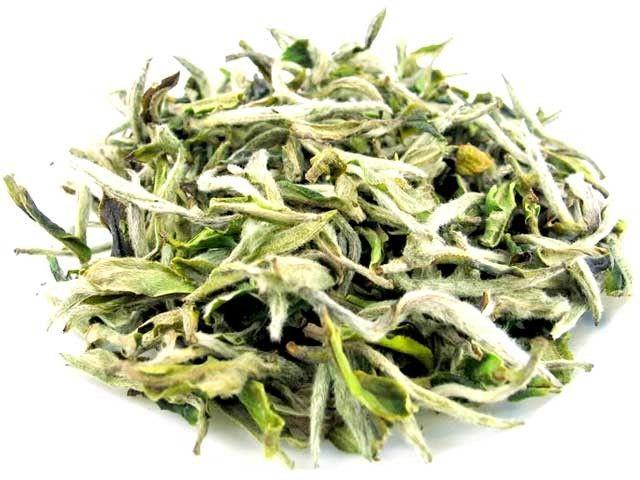 Bai Mu Dan(White Peony)-Nonpareil - Wholeshoot-Bai Mu Dan - White Tea - Tea Enjoy / Slow / Green