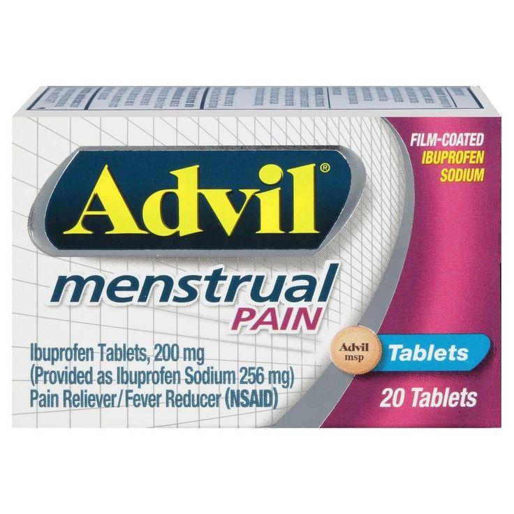 Advil Menstrual Pain = #powerfulrelief #freesample