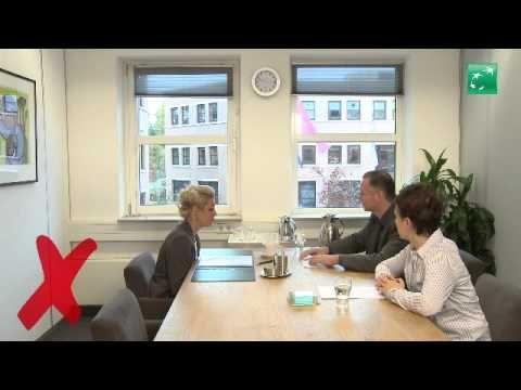 Lichaamstaal solliciteren: Do's en dont's - Cardif Cares