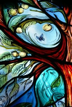 Jude Tarrant - Stained Glass, Artist Stained Glass, Contemporary Glass Artist, Art Glass Commissions