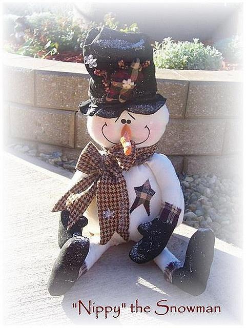 Nippy the Snowman