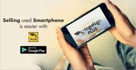 It's easy to sell used #smartphones online with one of the amazing #app #Togofogoplus http://bit.ly/29gNDy9