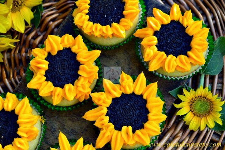 Briose floarea-soarelui