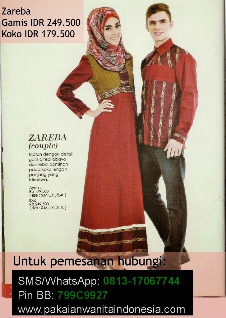 Baju Lebaran Keluarga 2014 Paling Cantik | Cantik Berbaju Muslim