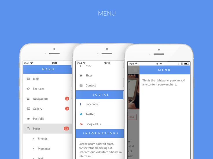 UI8 — Products — Arty HTML Mobile Template